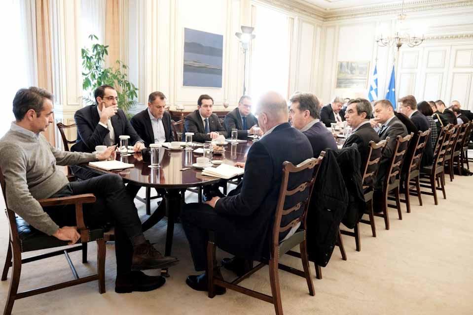 Στέλιος Πέτσας: Η κυβέρνηση είναι αποφασισμένη να κάνει ό,τι χρειαστεί για να διαφυλάξει τα σύνορα της χώρας