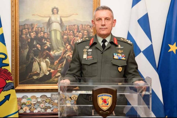 Αρχηγός ΓΕΕΘΑ: Φωτεινή ημέρα εθνικής ανατάσεως και εθνικής αυτοπεποίθησης