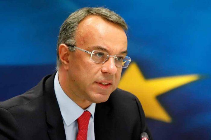 Αναστολή των χρεωλυτικών δόσεων, ζητά απο τις τράπεζες, ο Χρ. Σταϊκούρας