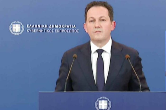 Στέλιος Πέτσας: Η Ελλάδα έχει καλύτερη πορεία από άλλες χώρες. Κανένας εφησυχασμός