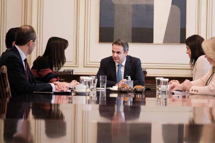 Κυριάκος Μητσοτάκης: Η Ελλάδα δίνει ιδιαίτερη έμφαση στον τομέα έρευνας και καινοτομίας