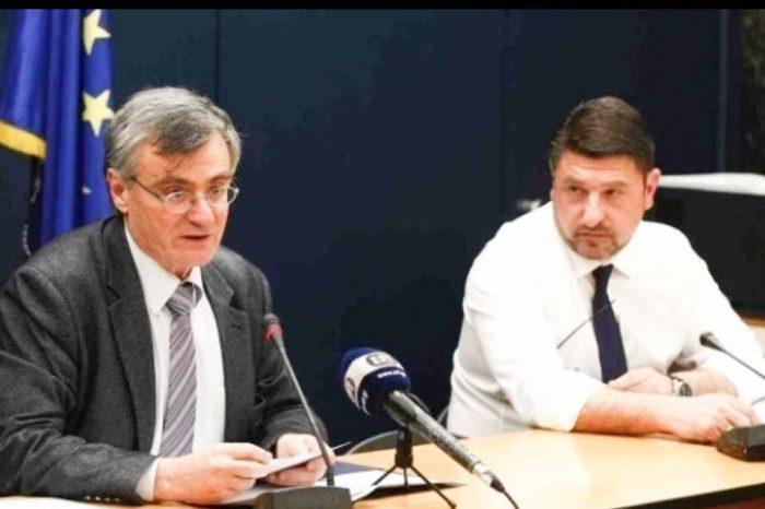 Σ. Τσιόδρας: 31 νέα κρούσματα, 2.145 συνολικά, 99 θάνατοι