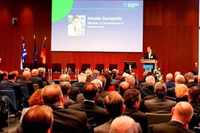 Άδωνις Γεωργιάδης: Η κυβέρνηση κινείται με μεγάλη ταχύτητα στις μεταρρυθμίσεις