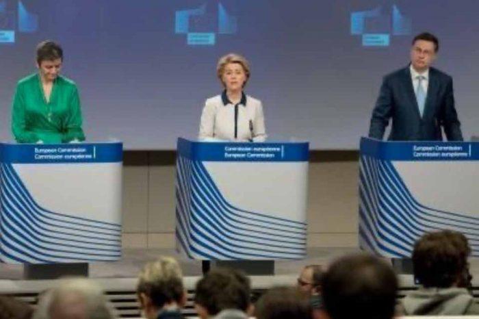 Ε.Ε.: Επενδυτική πρωτοβουλία ύψους 37 δισ.ευρώ, για τις επιπτώσεις COVID19