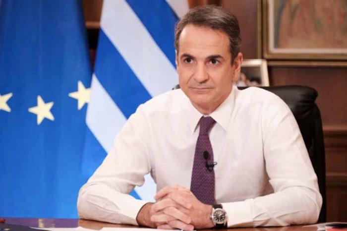 Πρωθυπουργός Κυριάκος Μητσοτάκης: Αναστέλλονται οι λειτουργίες σε όλους τους χώρους θρησκευτικής λατρείας