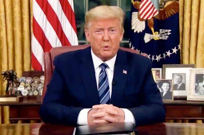 Οι ΗΠΑ θα αναστείλουν για 30 ημέρες,  όλα τα ταξίδια από τις χώρες της Ευρώπης