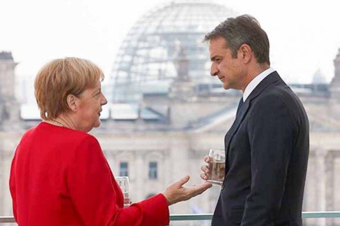 Σε Γερμανία και Αυστρία, μεταβαίνει ο Πρωθυπουργός Κυριάκος Μητσοτάκης