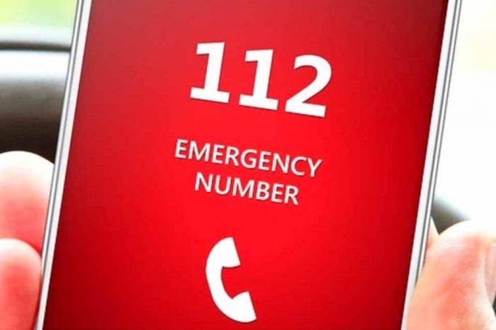 112: Οι στιγμές είναι κρίσιμες και συστήνει: Μείνετε σπίτι