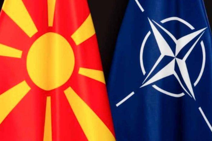 Mέλος του ΝΑΤΟ είναι και επίσημα από σήμερα η Βόρεια Μακεδονία
