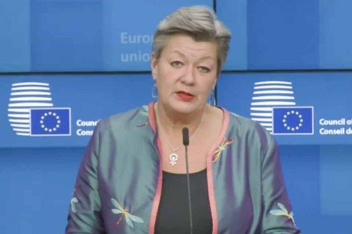 Ίλβα Γιόχανσον: Χώρες μέλη της ΕΕ δήλωσαν είναι διατεθειμένες να υποδεχθούν 1.600 ανήλικους μετανάστες