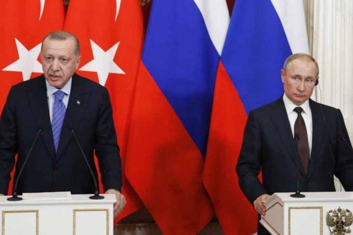 Ρωσία - Τουρκία : Σε συμφωνία για τη διευθέτηση της κατάστασης στο Ιντλίμπ