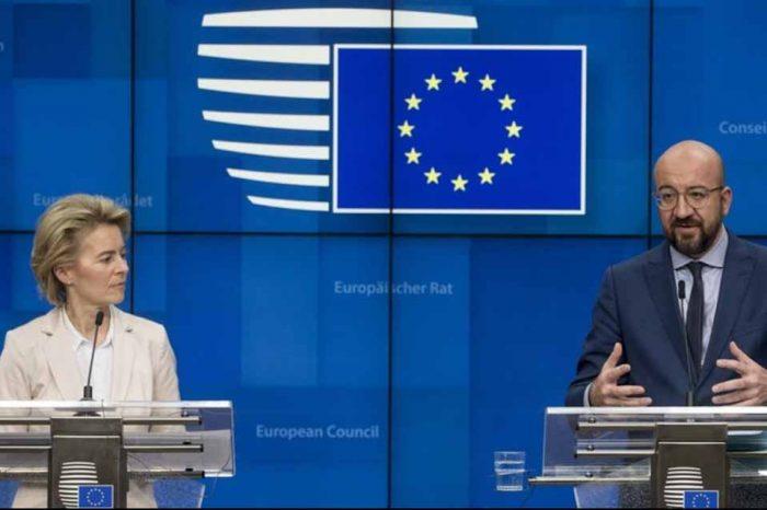 O Ερντογάν αποχώρησε χωρίς να κάνει δηλώσεις, o Σαρλ Μισέλ χαρακτήρισε τη συνάντηση εποικοδομητική