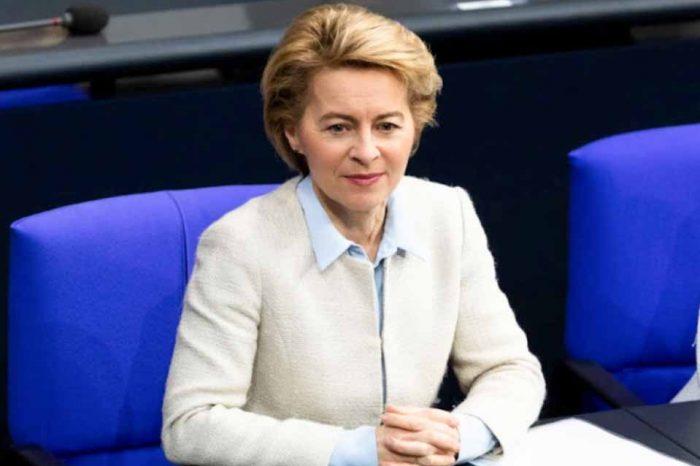 Ούρσουλα φον ντερ Λάιεν: Αναστολή των κανόνων δημοσιονομικής πειθαρχίας