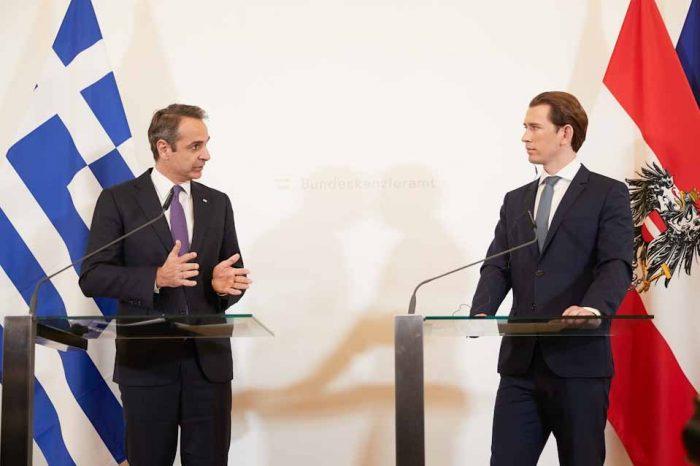 Κυριάκος Μητσοτάκης: Ο Έβρος και το Αιγαίο αποτελούν την «ασπίδα» της Ευρώπης