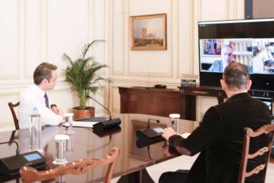 """Πρωθυπουργός: Να ενταχθούν στο πρόγραμμα """"Αντώνης Τρίτσης"""" όσο το δυνατόν περισσότεροι δήμοι"""