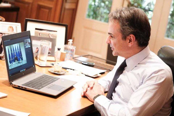 Πρωθυπουργός Κυριάκος Μητσοτάκης : Εμείς επιλέγουμε δουλειές, όχι λουκέτα