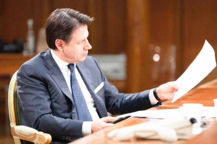 Τζουζέπε Κόντε: Ευρώπη δεν σημαίνει μόνο οικονομία, στην Ευρώπη ανήκει και η αξιοπρέπεια του ανθρώπου