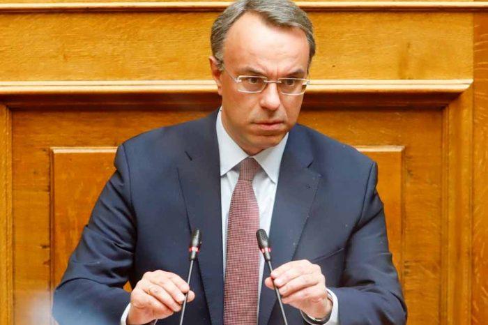 Χρήστος Σταϊκούρας: Η Ελλάδα, συμμετέχει με ισχυρή και ισότιμη πλέον φωνή στο Eurogroup