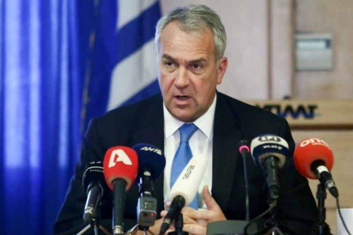 Μάκης Βορίδης: Ανεμπόδιστη λειτουργία της αγροτικής οικονομίας της χώρας