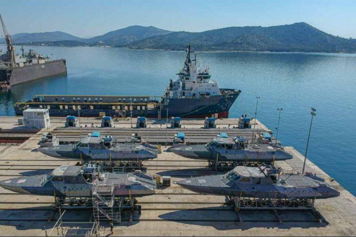Παραχώρηση Σκαφών Ανορθόδοξου Πολέμου (ΣΑΠ) MK-V από το Αμερικανικό Ναυτικό