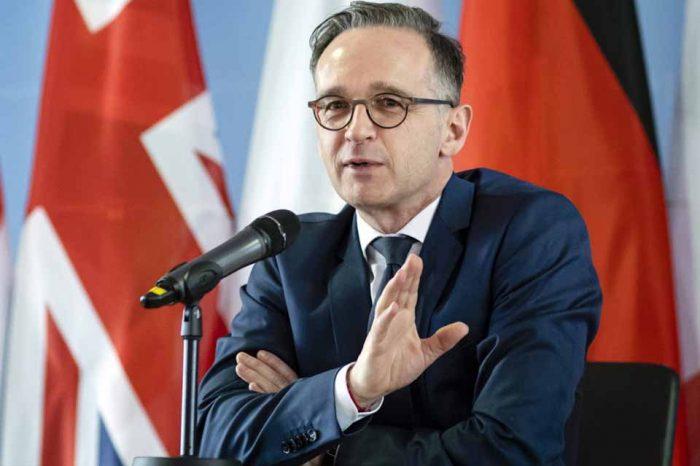 Χάικο Μάας: Η γερμανική προεδρία της Ε.Ε. θα είναι προεδρία του COVID19