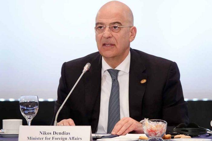 Νίκος Δένδιας:Η  επιχείρηση IRINI,  να φέρει σε πέρας την αποστολή της