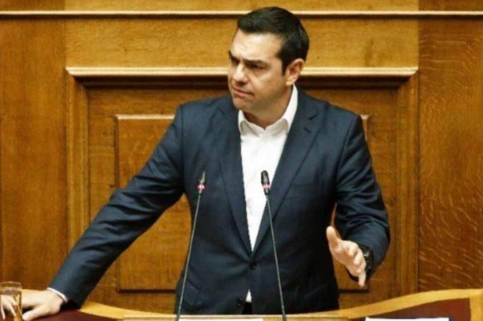 Αλέξης Τσίπρας: Έχουμε χρέος να προστατέψουμε τη δημόσια υγεία, να εμποδίσουμε την εξάπλωση του COVID19