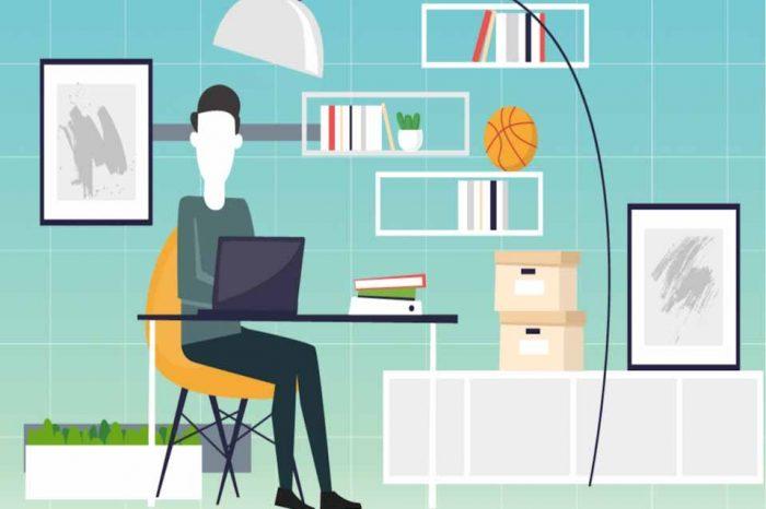 Η τηλεργασία μπορεί να αφορά  έως και το 10% των εργαζομένων σε αναστολή