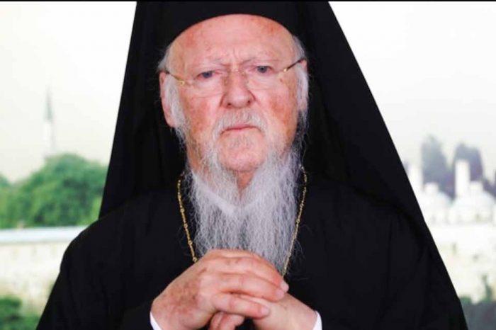 Οικουμενικός Πατριάρχης: Μένουμε στο σπίτι μας για να προφυλαχθούμε από τον φονικό ιό
