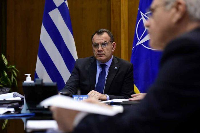 Επιπρόσθετες δυνάμεις στη συμμαχική δραστηριότητα εναντίον της μετανάστευσης στο Αιγαίο