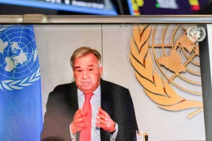 Η Γ.Σ του ΟΗΕ, καλεί σε  «διεθνή συνεργασία» για την αντιμετώπιση του COVID19