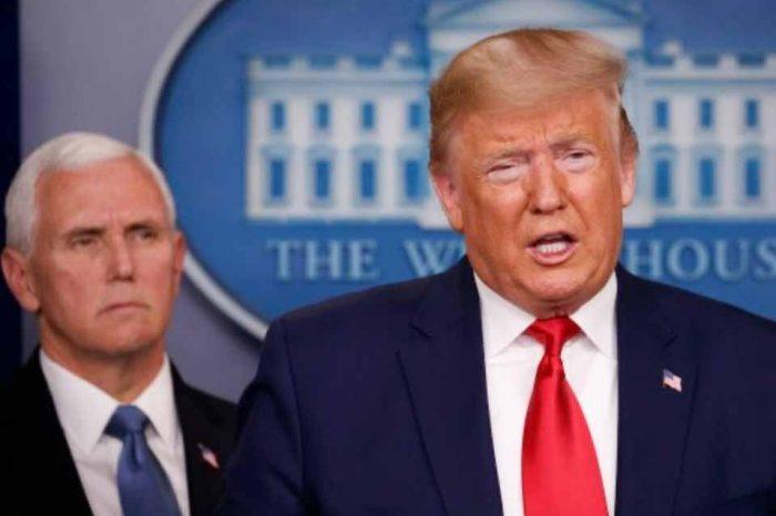 Ο Ντόναλντ Τραμπ, υπέγραψε διάταγμα να σταματήσουν οι εξαγωγές,  προστατευτικού εξοπλισμού COVID19