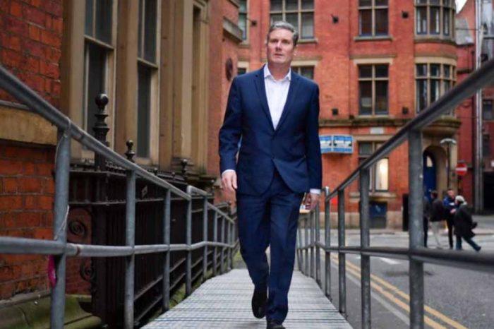 Ο Κιρ Στάρμερ εξελέγη σήμερα αρχηγός του Εργατικού Κόμματος της Βρετανίας
