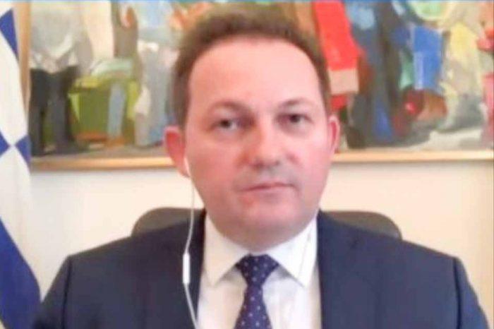Στέλιος Πέτσας: Είναι πολύ μεγάλο το χρηματοδοτικό πρόγραμμα της Ε.Ε