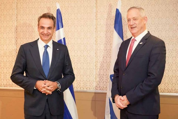 Συναντήσεις του Πρωθυπουργού  με σημαντικούς Ισραηλινούς επενδυτές
