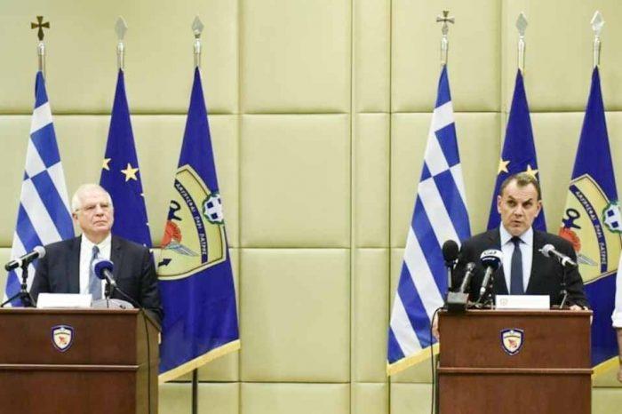 Νίκος Παναγιωτόπουλος: Δεν θα γίνει ανεχτή καμία παραβίαση των κυριαρχικών μας δικαιωμάτων