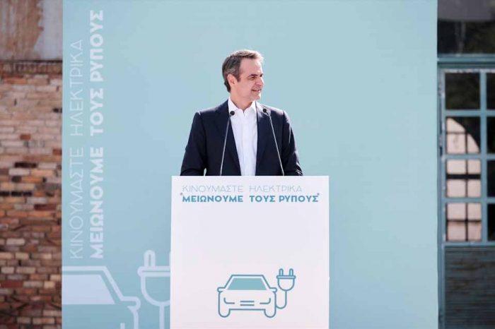 Πρωθυπουργός: Επιδοτούμε με 100 εκατ. ευρώ την αγορά αυτοκινήτων