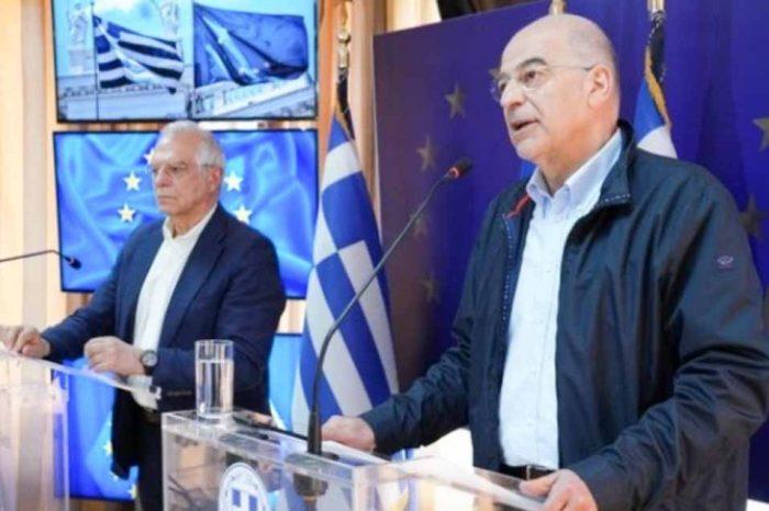 Η Ε.Ε. έχει την αποφασιστικότητα να προστατέψει αποτελεσματικά τα εξωτερικά της σύνορα