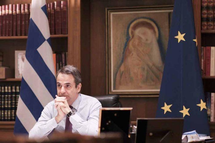 Τηλεφωνική επικοινωνία του Πρωθυπουργού, με τον γερουσιαστή των ΗΠΑ Ρ. Μενέντεζ