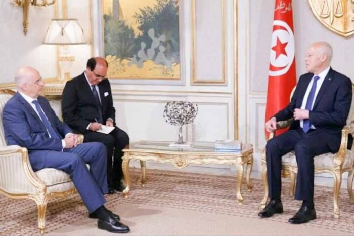 Νίκος Δένδιας: Ικανοποίηση σχετικά με τις θέσεις της Τυνησίας για τη Λιβύη