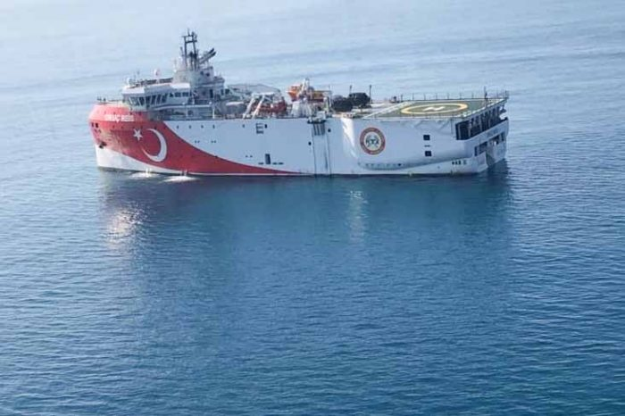 Ο πρόεδρος της Τουρκίας, ανακοίνωσε την επανάληψη των τουρκικών ερευνών στην ανατολική Μεσόγειο