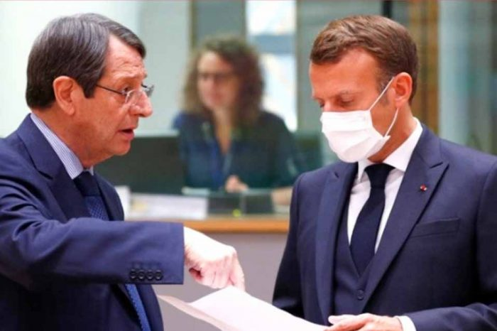 Σήμερα η συνάντηση με τον Πρόεδρο της Γαλλίας , του Πρόεδρου της Κυπριακής Δημοκρατίας