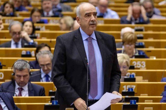 Στην Ολομέλεια του Ευρωπαϊκού Κοινοβουλίου, η τουρκική επιθετικότητα