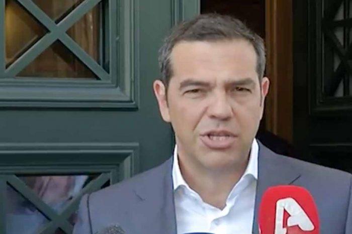 Α.Τσίπρας: Οφείλετε να αποτρέψετε το Οruc Reis, σε περίπτωση που αυτό επιχειρήσει