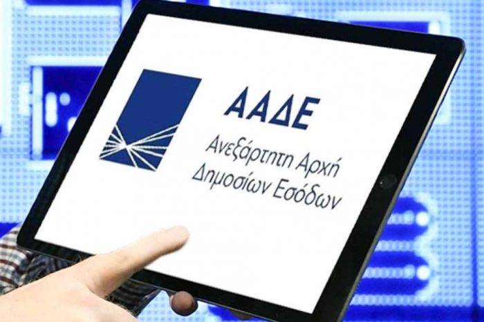 Συνεχίζονται οι συμψηφισμοί της (ΑΑΔΕ) για την έκπτωση 25% επί του ΦΠΑ