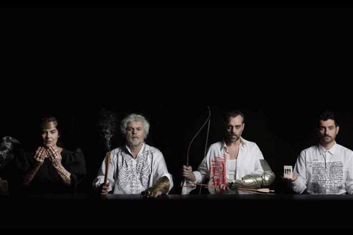 Η παράσταση «Πέρσες» του Αισχύλου,  στο Αρχαίο Θέατρο Επιδαύρου
