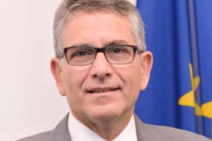 Ε.Ε: Ο Γεράσιμος Θωμάς, Γενικός Διευθυντής Φορολογίας και Τελωνειακής Ένωσης
