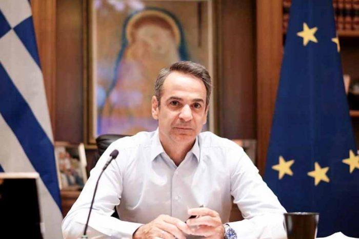 FAZ: Επαινοι, για τον ένα χρόνο της κυβέρνησης του Κυριάκου Μητσοτάκη
