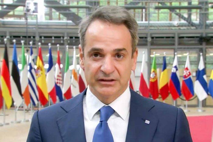 Ξεκάθαρες επιλογές για αυστηρές κυρώσεις κατά της Τουρκίας, ζήτησε ο Πρωθυπουργός