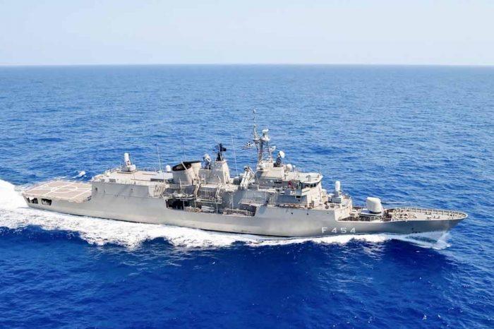 Ο ελληνικός στόλος  βρίσκεται σε κατάσταση ετοιμότητας